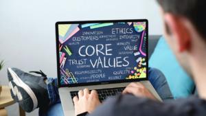 Core Values Unternehmenswerte