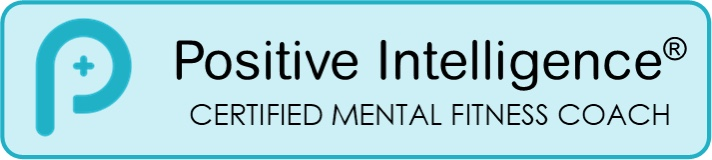 Positive Intelligence Certified Mental Fitness Coach